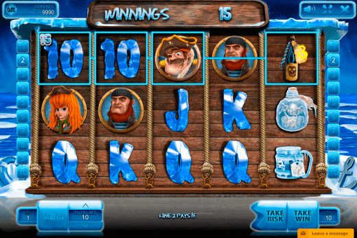 Ice Pirates review