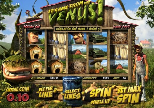 It Came From Venus review