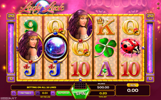Lady Luck review