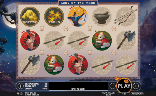 Lady of the Moon review