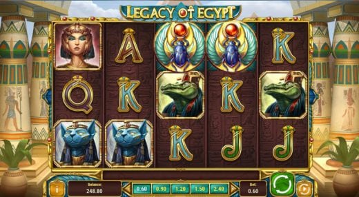 Legacy of Egypt review