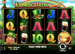 Leprechaun Song screenshot