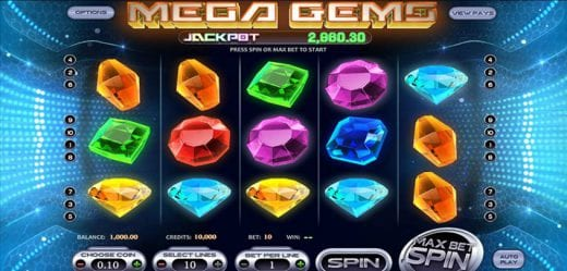 Mega Gems review