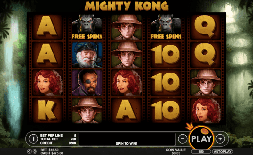 Mighty Kong review
