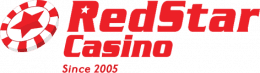Redstar Casino logo