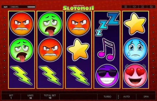 Slotmoji review