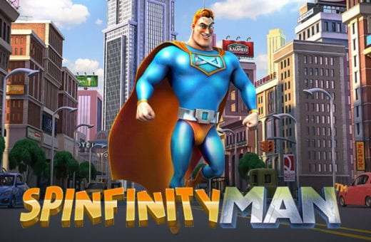Spinfinity Man review
