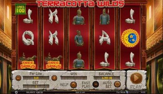 Terracotta Wild review