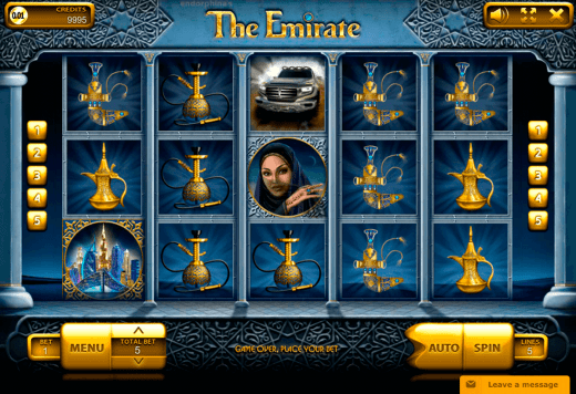 The Emirate review