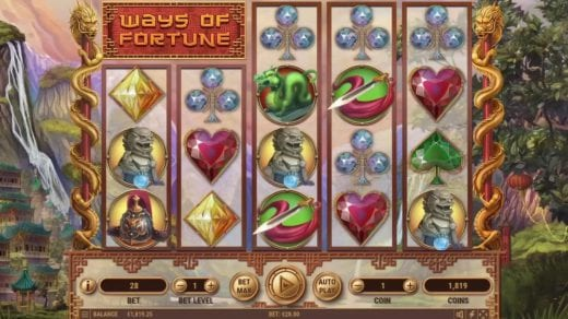 Ways of Fortune review
