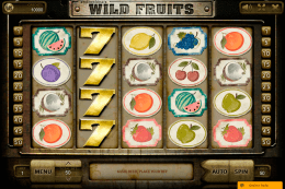 Wild Fruits screenshot