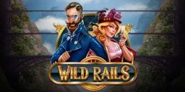Wild Rails screenshot
