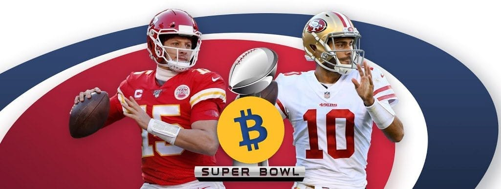 Super Bowl LIV: Bitcoin Betting