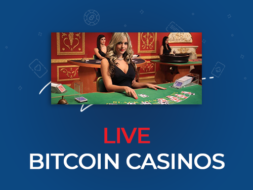 How to sign-up to a live Bitcoin casino