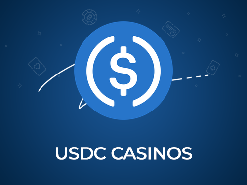 How to sign-up to a USDC casino