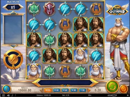 Rise of Olympus review