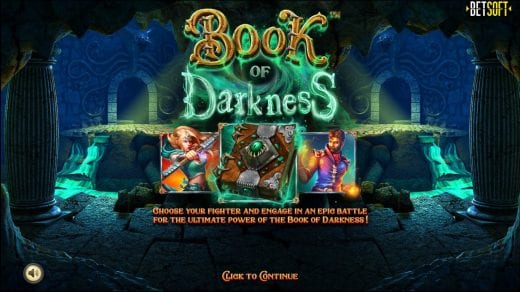 Book of Darkness review