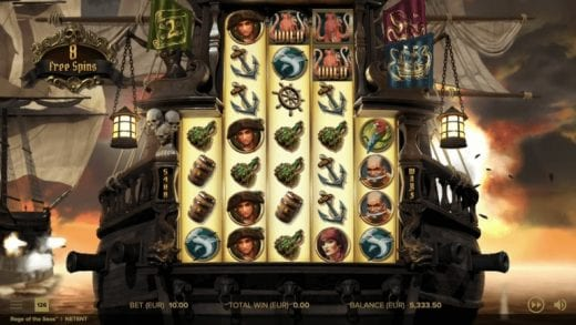 Rage of Seas review