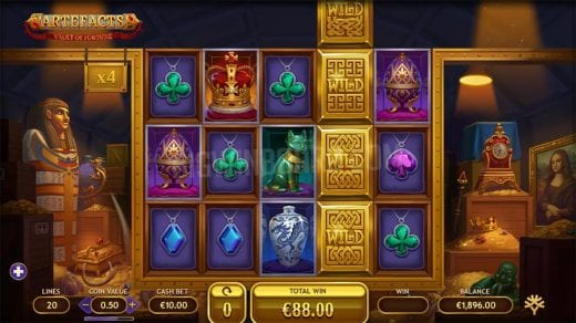 Vault of Fortune review