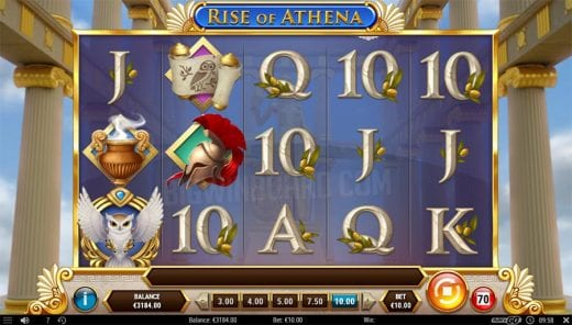 Rise of Athena review
