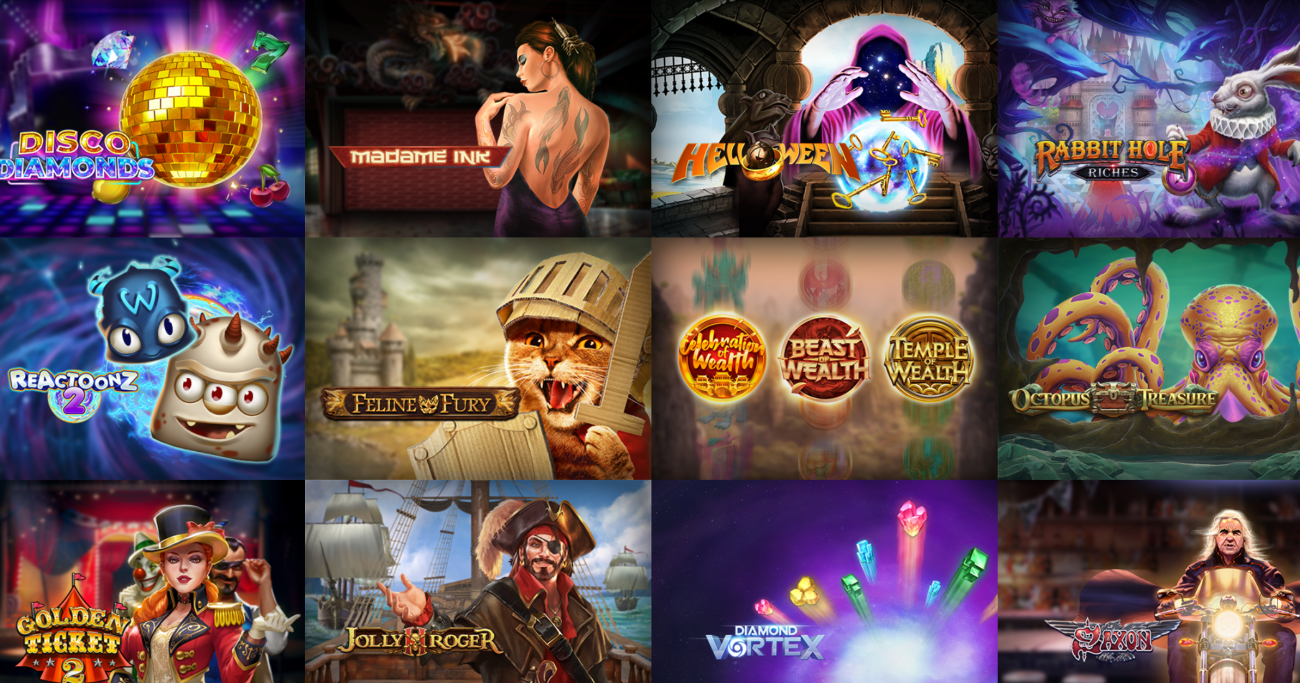 This Weeks Top 5 Newest Slots and Where To Play Them