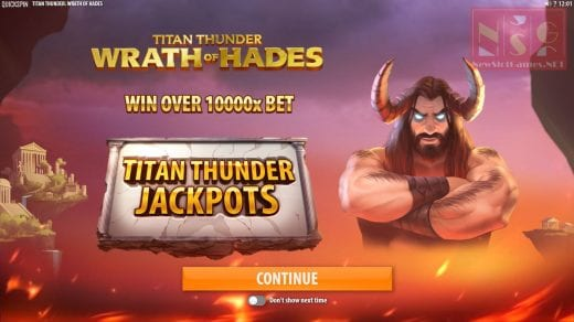 Titan Thunder: Wrath of Hades review