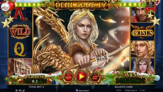 Demi Gods IV Christmas Edition review