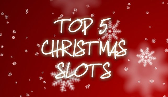 Top Christmas Slots and Where To Play Them