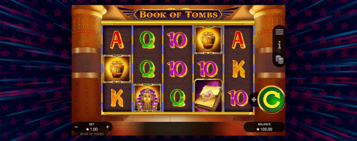 Book of Tombs review