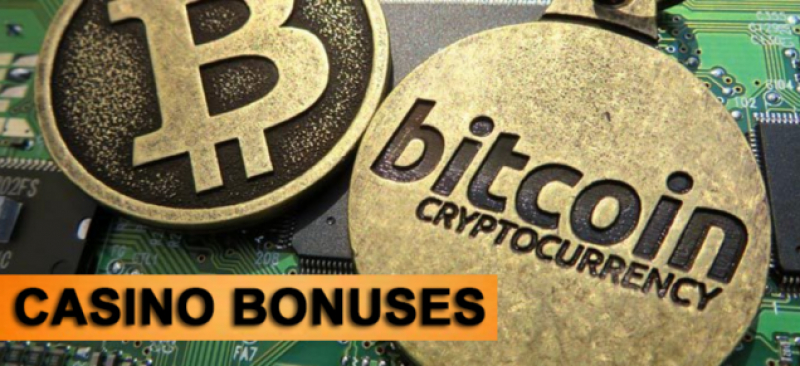 Bitcoin bonuses are a way to win big online