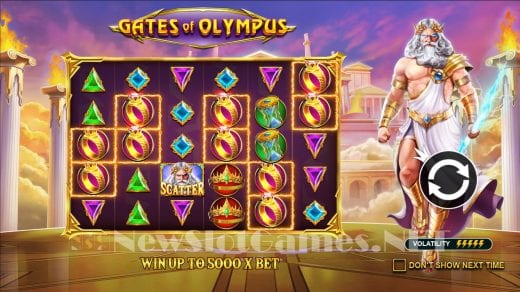 Gates of Olympus review
