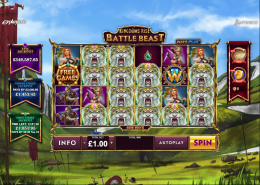 Kingdoms Rise: Battle Beast screenshot