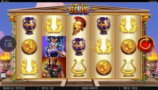 Almighty Gods review
