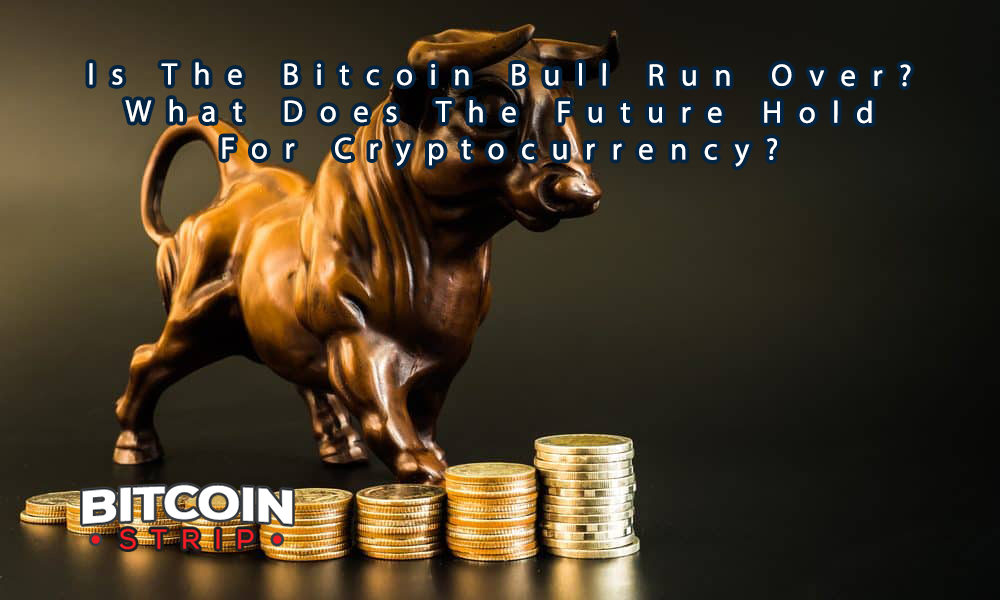 Is The Bitcoin Bull Run Over? What Does The Future Hold For Cryptocurrency?