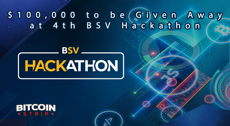 $100 000 To Be Given Away at 4th BSV Hackathon