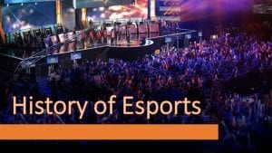 Esports are out playing Bitcoin casinos in 2021