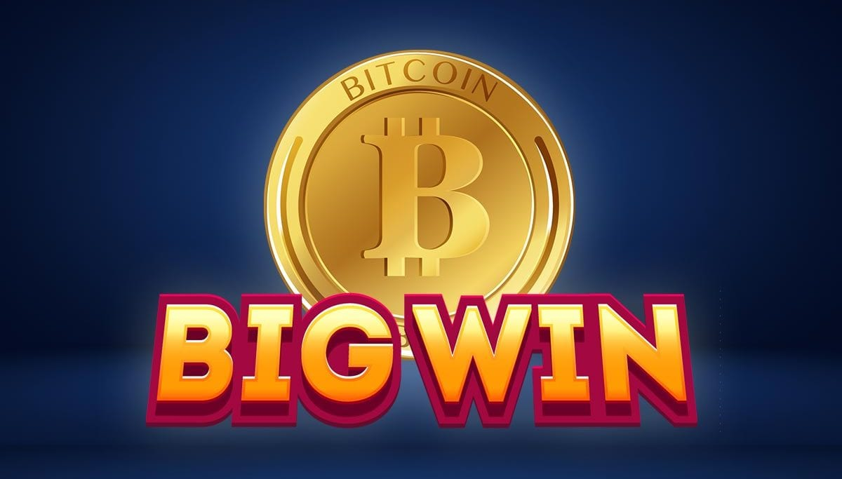 Record-Breaking Wins At Bitcoin Casinos