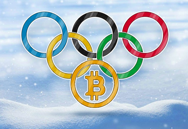 Real Bitcoin betting for 2021 olympics