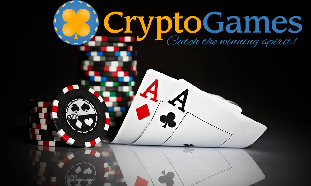 It's Time To Power Up And Play At Crypto.Games casino!