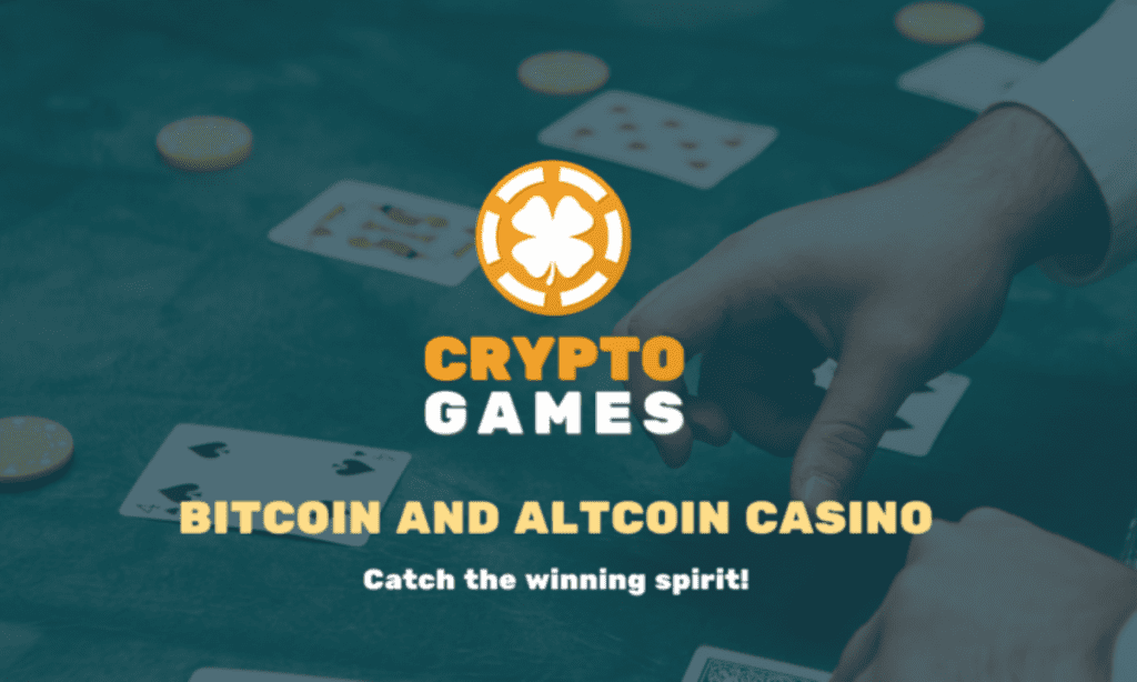crypto.games provides online BTC casino players with the best in crypto gambling