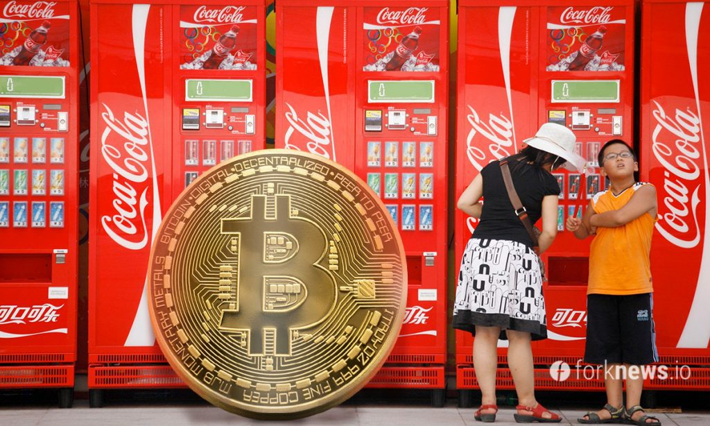 Australia and New Zealand, there are more than 2,000 vending machines that accept BTC.
