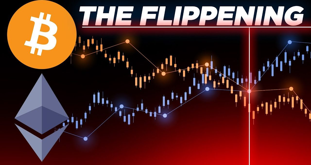 Bitcoin And Ethereum: Is A Flippening Imminent