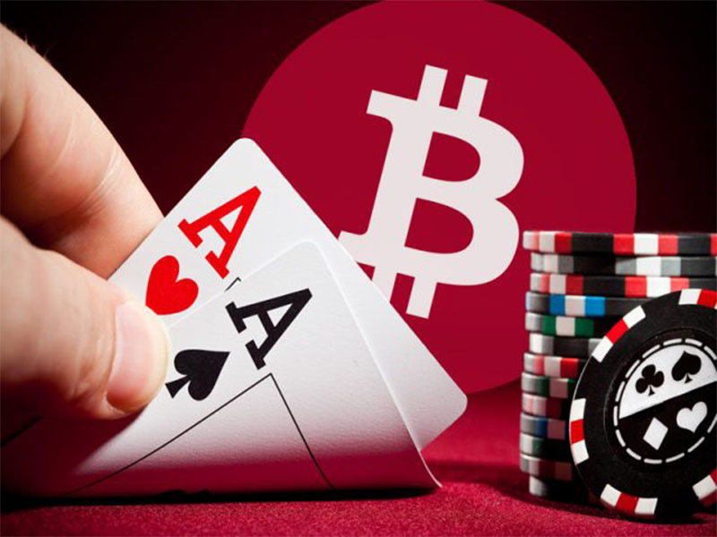 Blackjack is the king of online Bitcoin casino games.
