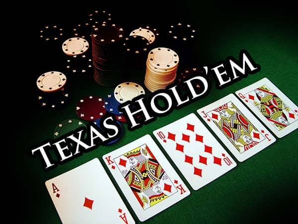 Texas Holdem is one of the most well known card games on line at Bitcoin casinos